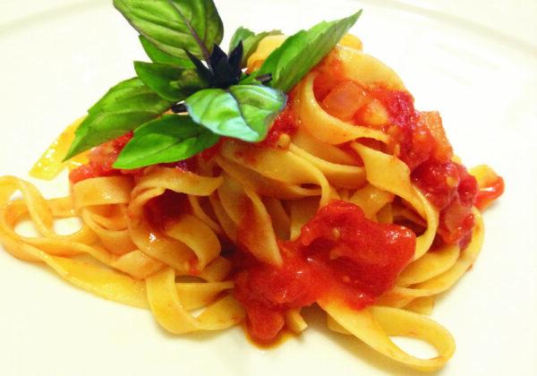 тальятелле-итальянская лапша