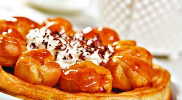 Сент оноре десерт, французской кухни