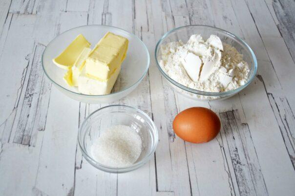 готовим сливочное тесто