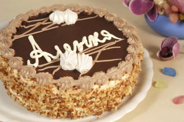 торт аленка