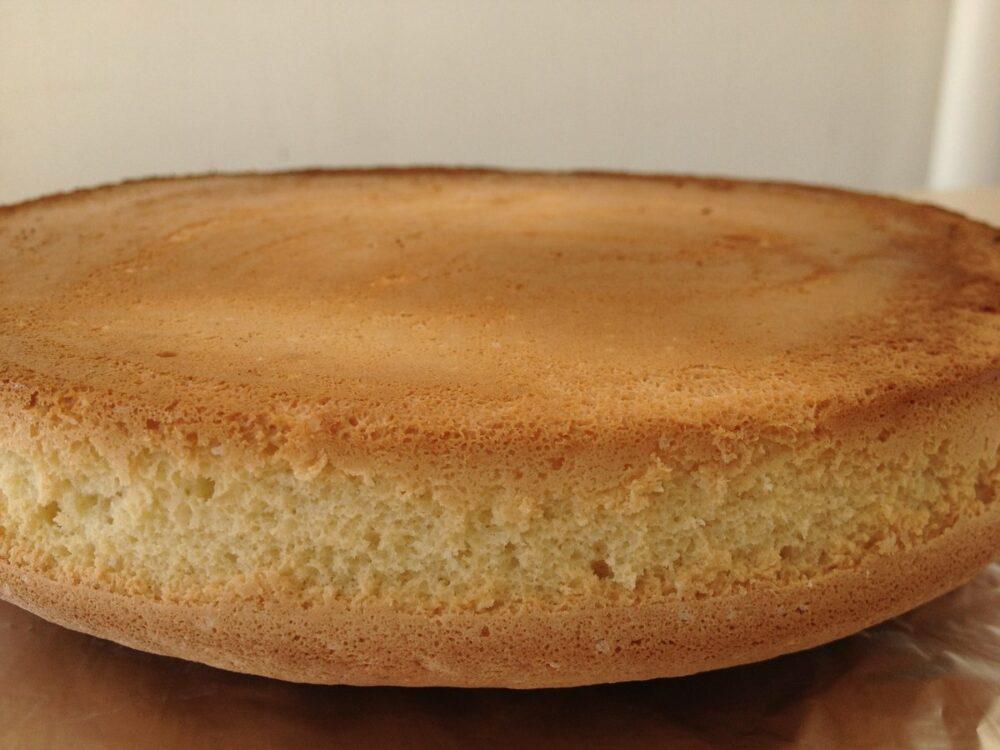 Лимонный торт со сливками самый необычный рецепт