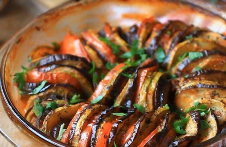 рататуй из овощей
