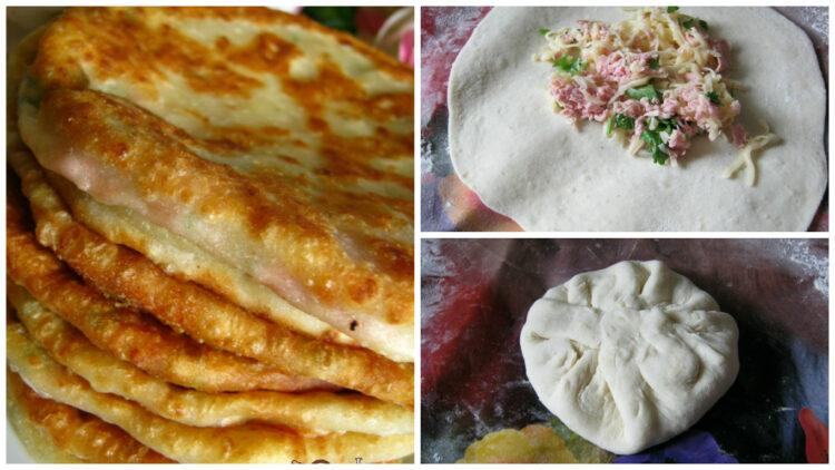 Рецепты с ветчиной и сыром