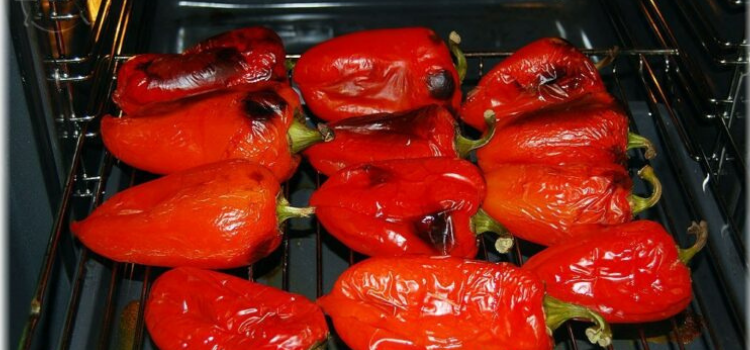 запечь болгарский перец