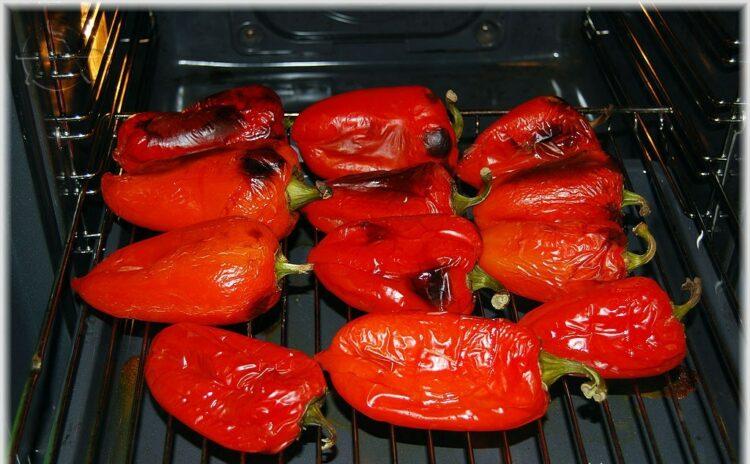 Рататуй из овощей. Запекаем перец в духовке