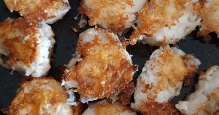 Запеченная треска под соусом из хереса и шафрана - простое и очень вкусное блюдо