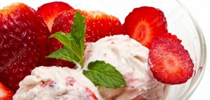Простой рецепт мороженого своими руками.