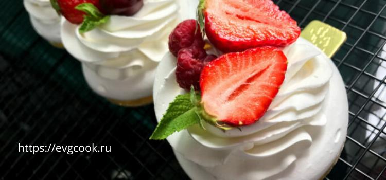 Рецепт торта Анны Павловой