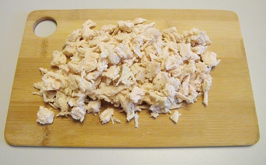 Закуска шарики из курицы с сыром