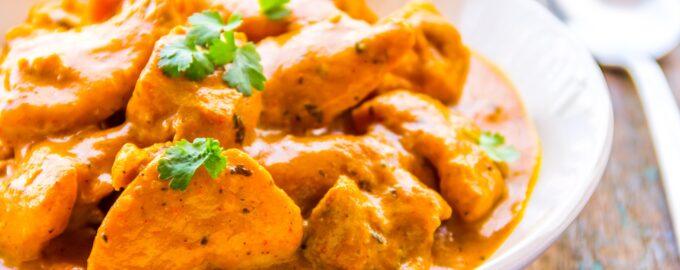 Классический рецепт курица карри