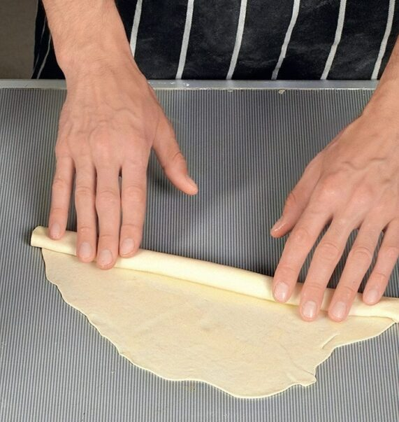Рецепт слоеного хлеба