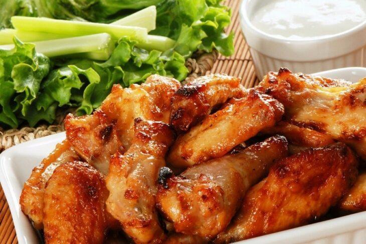 Рецепты куриных крылышек в мультиварке