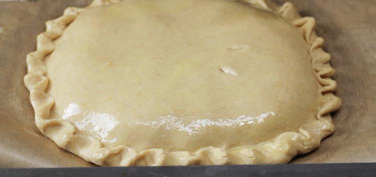 Рецепт пирога с грибами в духовке