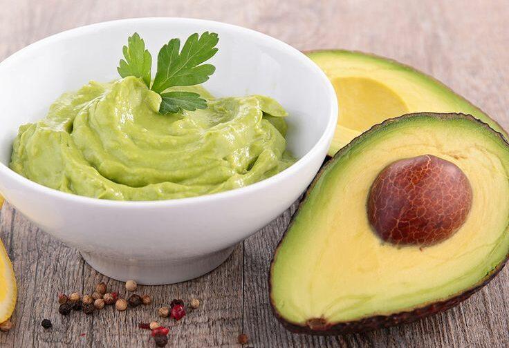 Рецепт постного майонеза из авокадо