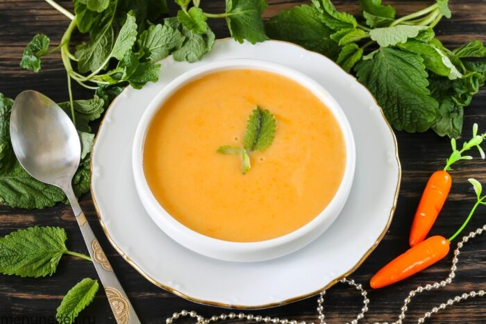 Рецепт суп из репы. Рецепты постных первых блюд