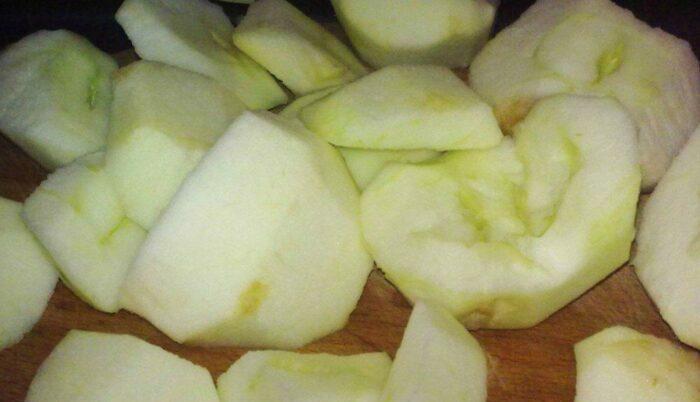 Яблочный классический майонез