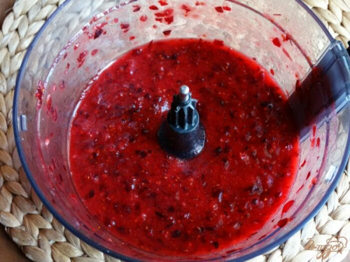 ягодный мармелад