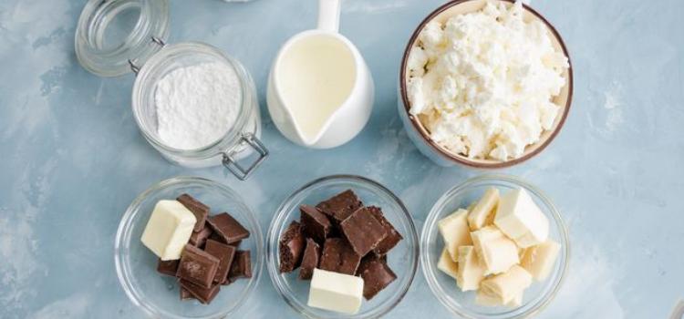 ингридиенты для творожной пасхи три шоколада. Пасха творожная быстро и вкусно