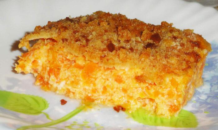 Постные запеканки в духовке. Рецепт постной морковной запеканки.