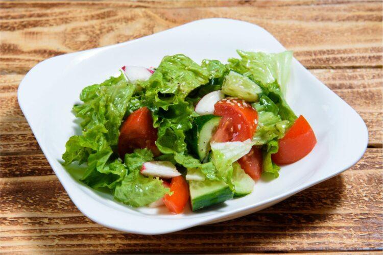 салат из овощей по -китайски