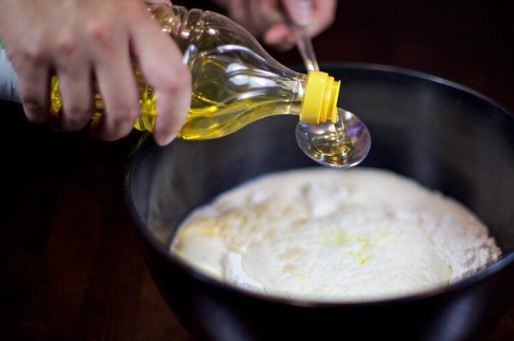 в тесто добавить растительное масло. Рецепты постных сладостей