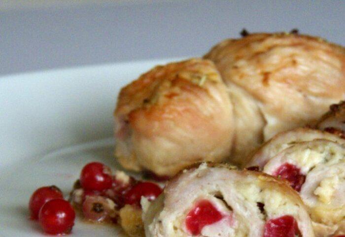 Индейка с ягодами смородины. Как готовить филе индейки
