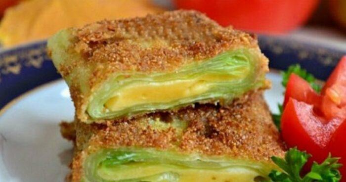 шницель из капусты с сыром. Что приготовить из молодой капусты?