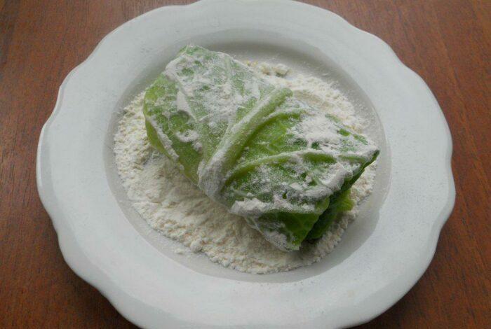 шницель из капусты. Что приготовить из молодой капусты?