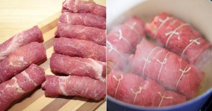 зразы из говядины