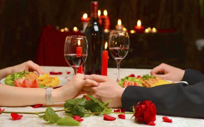 Клубникадля романтического вечера