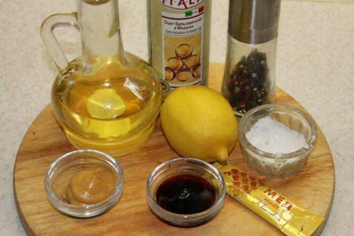 маринад соевый соус и мед